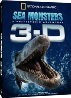 Sea Monsters 3D (DVD) - Thumbnail 0