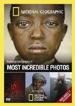 National Geographic's Most Incredible Photos (DVD)