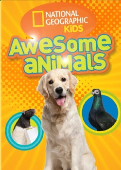 Awesome Animals (DVD)