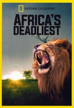 Africa's Deadliest (DVD)