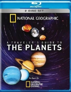 A Traveler's Guide To The Planets (Blu-ray Disc)