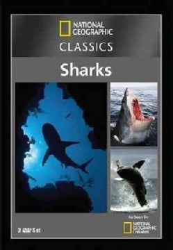 National Geographic Classics: Sharks (DVD)