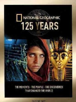 National Geographic: 125 Years Collection (DVD)