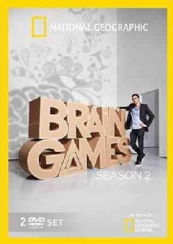 Brain Games: Season 2 (DVD)
