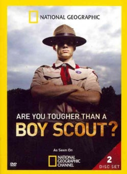 Are You Tougher Than A Boy Scout? (DVD)
