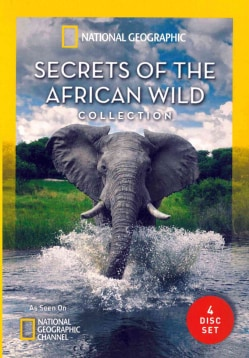 Secrets Of The African Wild Collection (DVD)