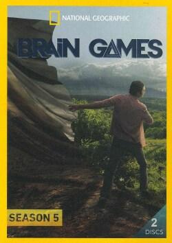 Brain Games: Season 5 (DVD)