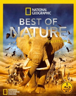 National Geographic Best Of Nature Collection (Blu-ray Disc)