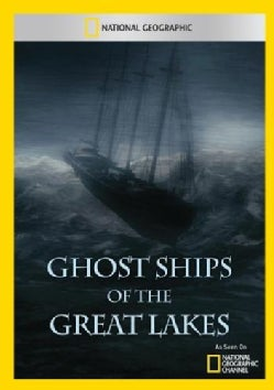 Ghost Ships of the Great Lakes (DVD)