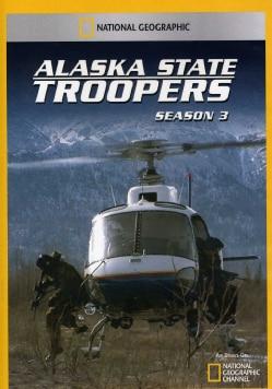 Alaska State Troopers: Season 3 (DVD)