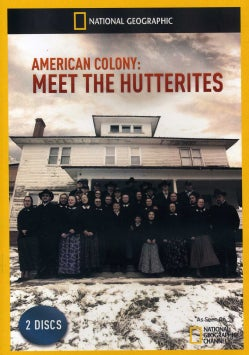 American Colony: Meet The Hutterites (DVD)