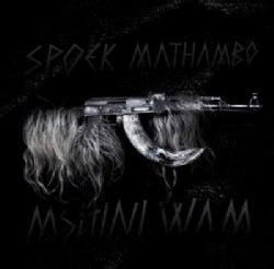 Spoek Mathambo - Mshini Wam