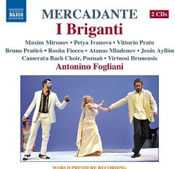 Antonio Fogliani - Mercadante: I Briganti