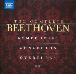 Ludwig Van Beethoven - The Complete Beethoven: Symphonies/Concertos/Overtures