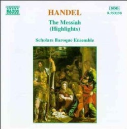 Scholars Baroque Ens - Handel:Highlights from the Messiah