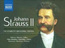 Various - Strauss: The Complete Orchestra Edition