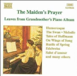 Various - The Maiden's Prayer: Leaves from