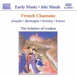 Various - Josquin/Lassus: French Chansons