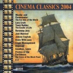 Various - Cinema Classics 2004