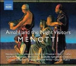 Nashville Symphony Orchestra & Chorus - Menotti: Amahl and The Night Visitors