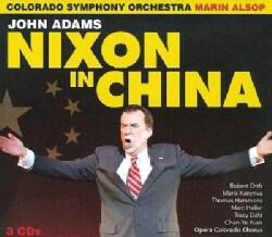 Colorado Symphony Orchestra - Adams: Nixon in China