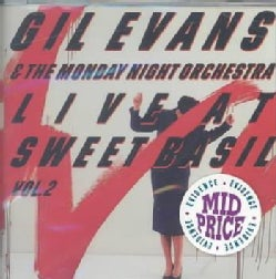 Gil Evans - Gil Evans: Live at Sweet Basil: Vol. 2