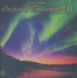 Various - Hard To Find Orchestral Instrumentals 2