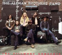 Allman Brothers Band - Fillmore Concerts
