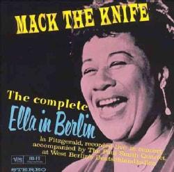Ella Fitzgerald - Mack the Knife: Complete Berlin Concerts