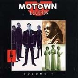 Various - Motown Legends: Vol.1
