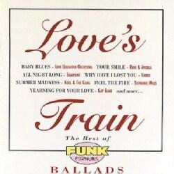 Various - Loves Train: Best of Funk Essentials Ballads