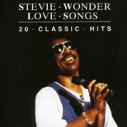 Stevie Wonder - Love Songs 20 Classic Hits