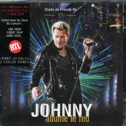 Johnny Hallyday - Allume Le Feu- Stade De France 1998