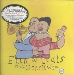 Fitzgerald/Armstrong - Ella & Lewis Sing Gershwin