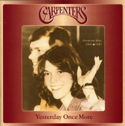 Carpenters - Yesterday Once More