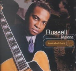Russell Malone - Look Who's Here