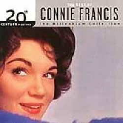 Connie Francis - 20th Century Masters - The Millennium Collection: The Best of Connie Francis