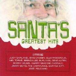 Various - Santa's Greatest Hits