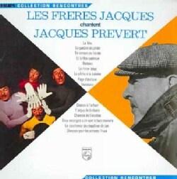 Jacques Les Freres - Lacques Les Freres Chantent Jacques Prevert