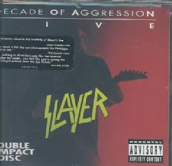 Slayer - Live Decade of Aggression (Parental Advisory)