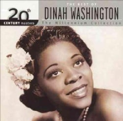 Dinah Washington - 20th Century Masters - The Millennium Collection: The Best of Dinah Washington