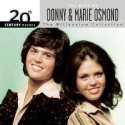Donny Osmond - 20th Century Masters - The Millennium Collection: The Best of Donny & Marie Osmond