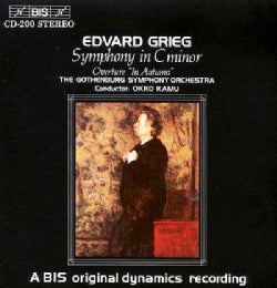 Kamu/Gothenburg So - Grieg:Sym. 1