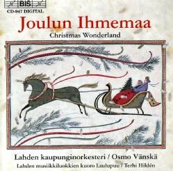 Various - Christmas- Christmas Wonderland: Seasonal Music by Finnish Composers