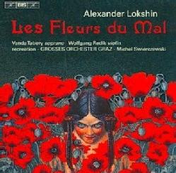 Vanda Tabery - Lokshin: Les Fleurs Du Mal