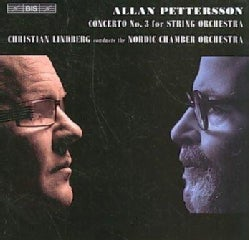 Nordic Chamber Orchestra - Pettersson: String Concerto No. 3