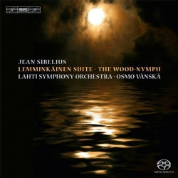 Lahti Symphony Orchestra - Sibelius: Lemminkainen Suite/The Wood Nymph