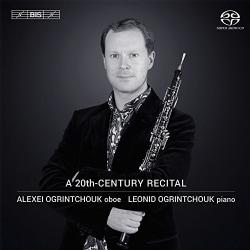 Leonid Ogrintchouk - A 20th Century Recital