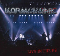 Karmakanic - Live in the US: Karmakanic
