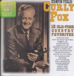 Curly Fox - Champion Fiddler: Volume Two